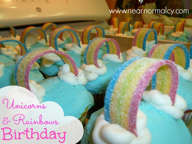 Near Normalcy Rainbows And Unicorns The Best Party Ever