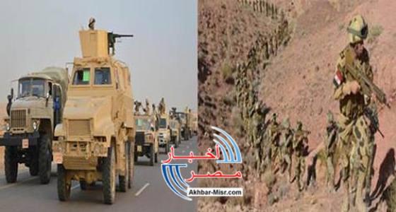 """4 أسباب خطيرة جدا جعلت 9 فبراير الوقت الأمثل لبدء """"العملية العسكرية الشاملة"""" بسيناء .. والتي وُصفت بالأكبر منذ حرب 1973"""