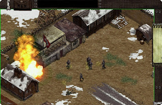 game Commando cho may samsung