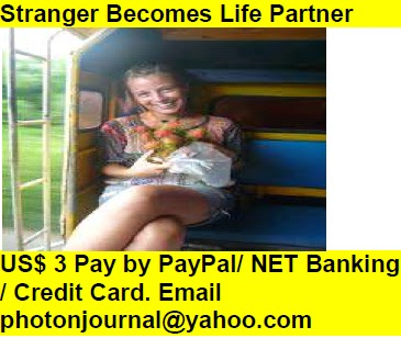 Stranger Becomes Life Partner