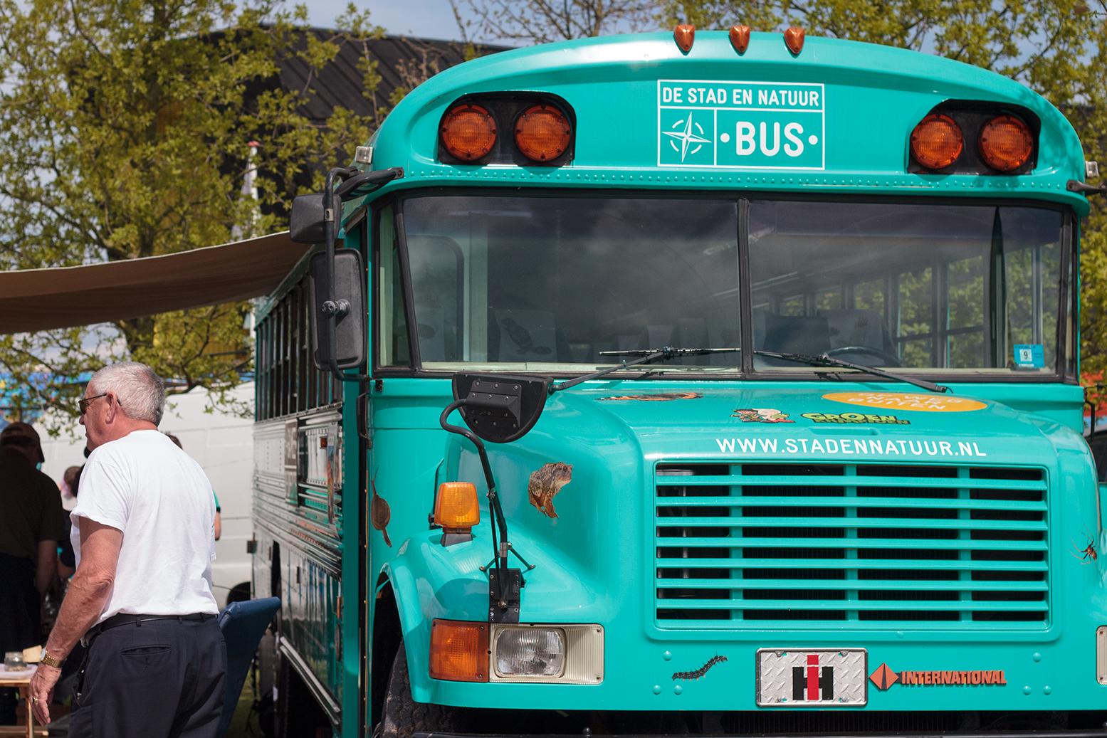 Stad en Natuur Bus