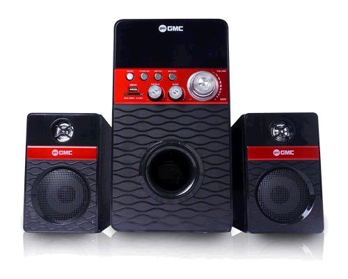 Speaker Aktif GMC 888R - Harga Spesifikasi