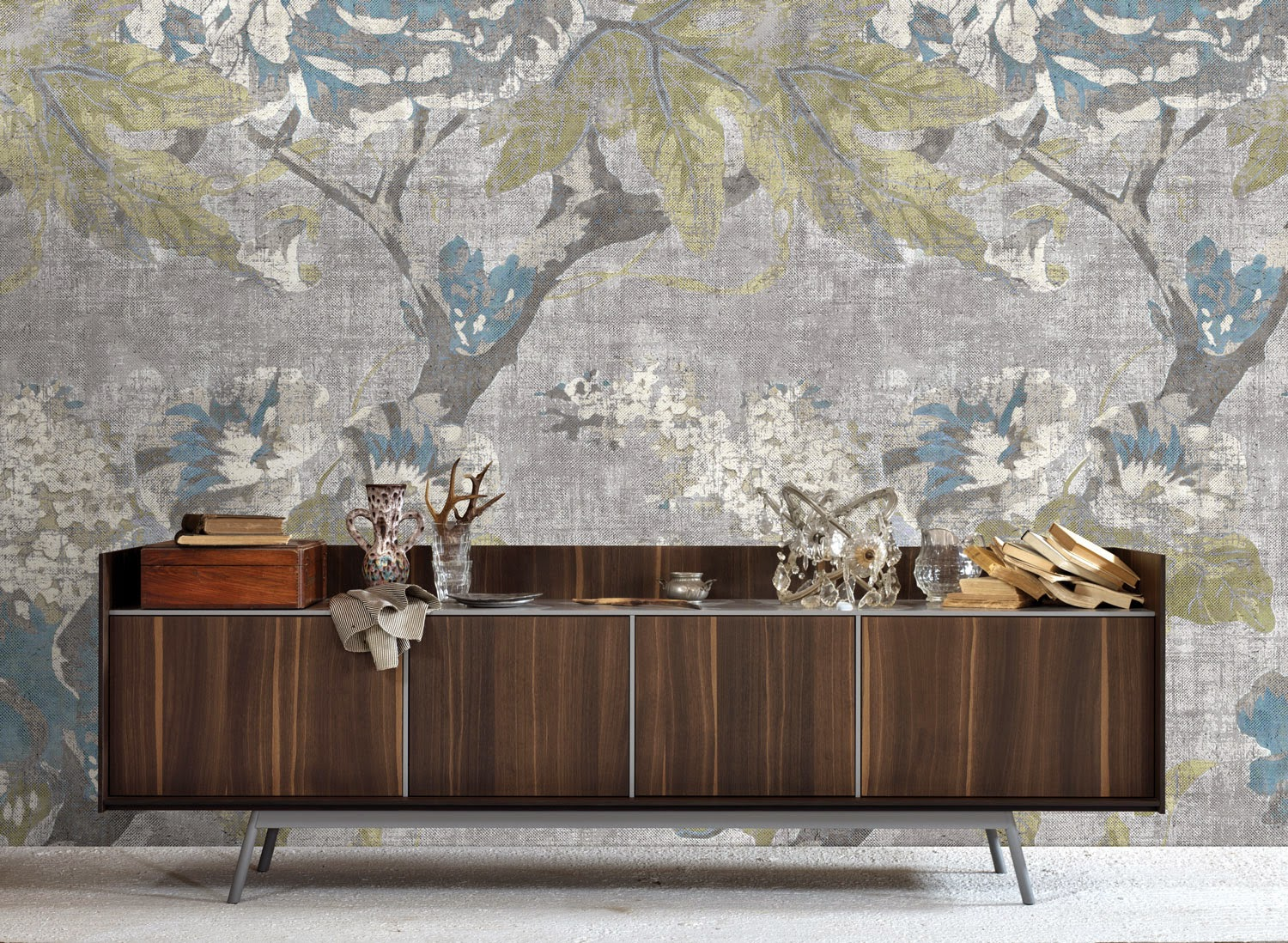 Arscity london art wallpaper for Carte decorative per pareti