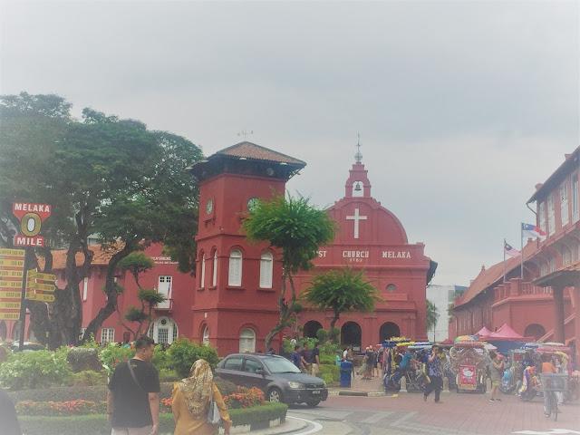 Travelogue: Melaka