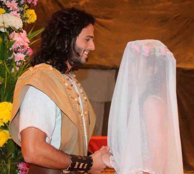 Casamento Hebreu, Os Dez Mandamentos