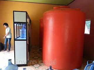 Jual Tandon Penampungan Tangki Air Harga Murah Kebumen Jateng