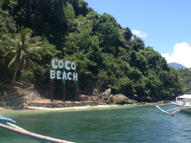 Coco Beach Resort In Puerto Galera Near Manila Tourist Spot