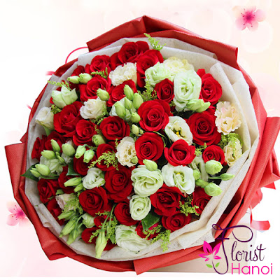 beautiful flowers bouquet at online florist