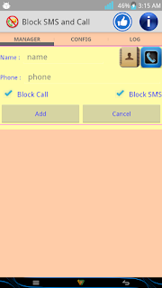 Download Free Calls Blocker and Messages Blocker for Android Smartphone