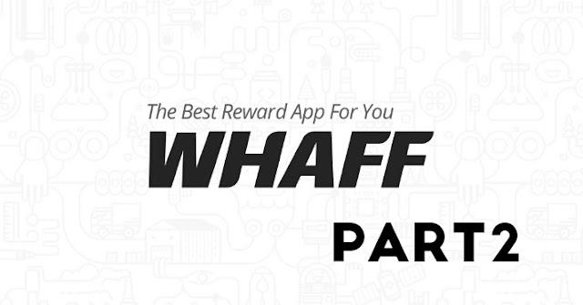 candukoding - cara cepat dapat dollar di whaff rewards