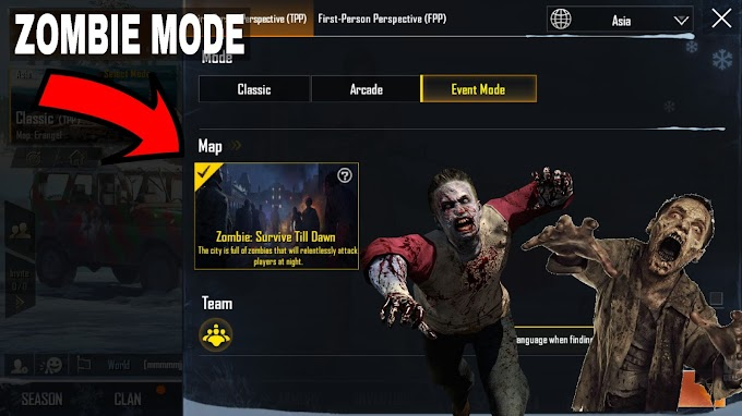 PUBG Mobile Zombie Mode 0.11.0 for Android