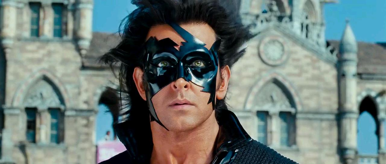 Krrish 3 (2013) 720p BluRay 1GB