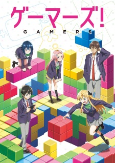 Gamers%2Bc - Gamers! (Episode 01) Subtitle Indonesia