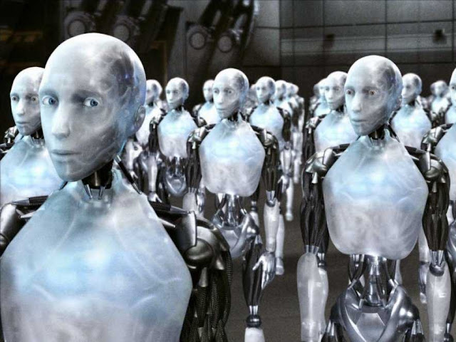 "World Economic Forum said ""Robots, AI and Automation will replace 5 million Human jobs by 2020"""