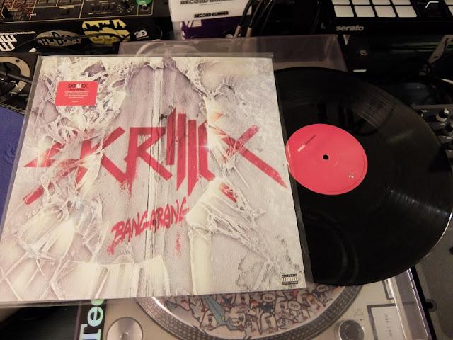 Skrillex Bangarang EP レコード