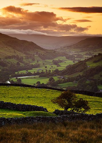 Swaledale. Yorkshire
