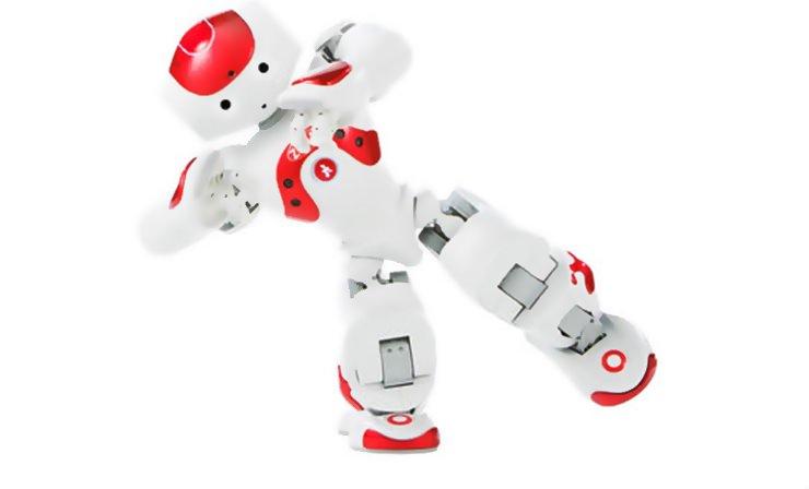 Hastalarla ve Çocuklarla İlgilenebilen Robot: Boo Boo