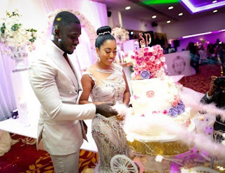 Chris Oyakhilome's daughter, Sharon, holds second wedding to honor mum (photos)