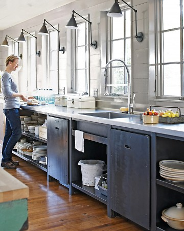Mix and Chic: Home tour- An industrial chic Texas duplex!