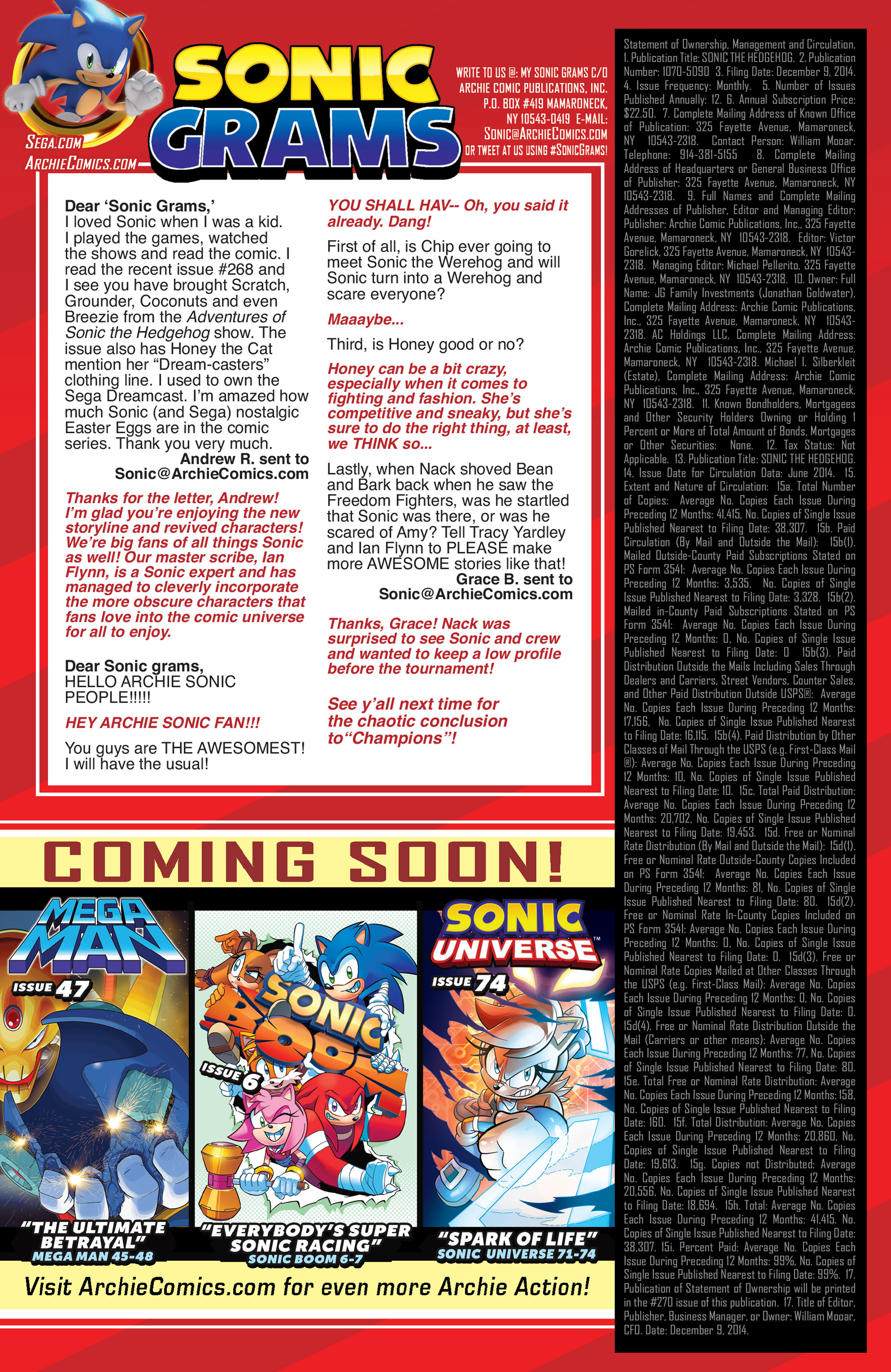 Read online Sonic The Hedgehog comic -  Issue #270 - 23
