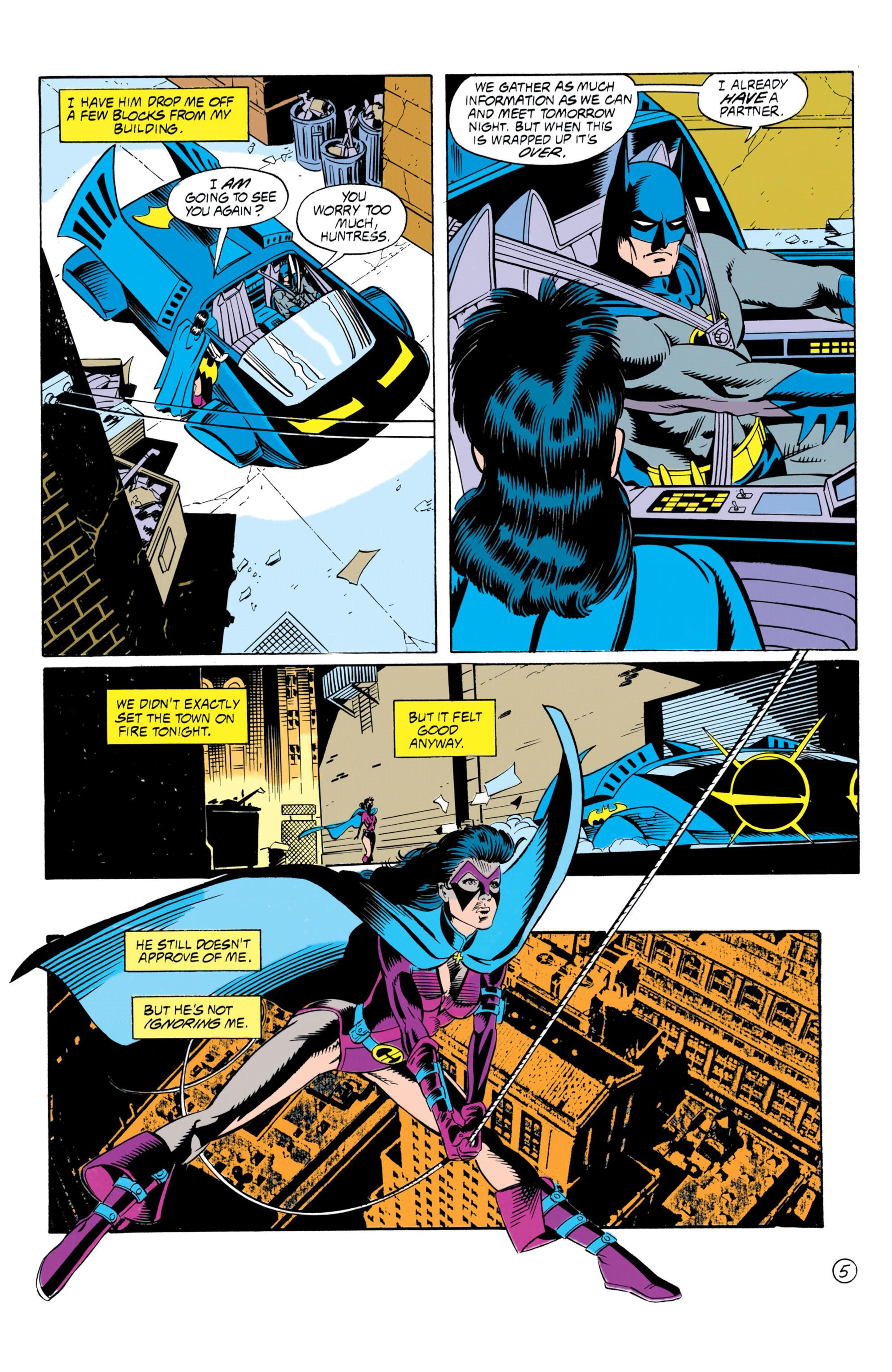 Detective Comics (1937) 653 Page 5