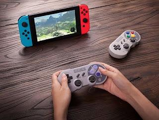 SNES30 pro Nintendo Switch