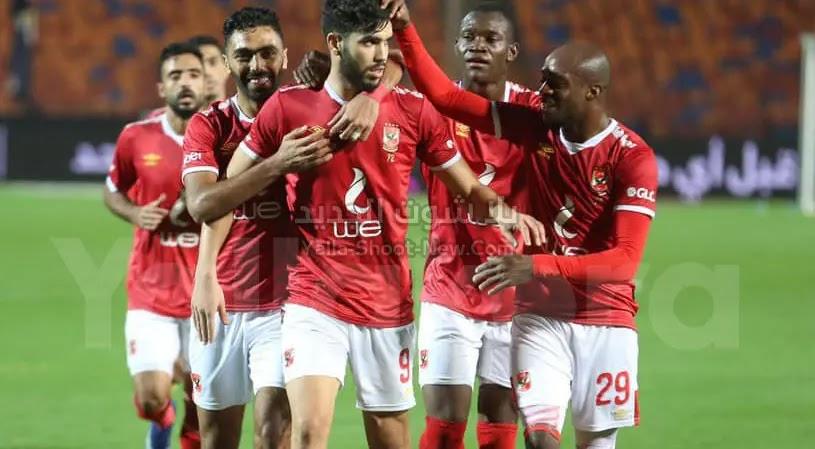الأهلي يتاهل لدور ال 16 من بطولة كأس مصر بعد الفوز على فريق بني سويف