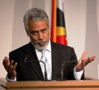 Xanana Gusmao, CNRT Leader forms Parliamentary Majority Alliance with PLP and KHUNTO