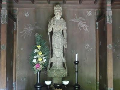 長壽寺観音像