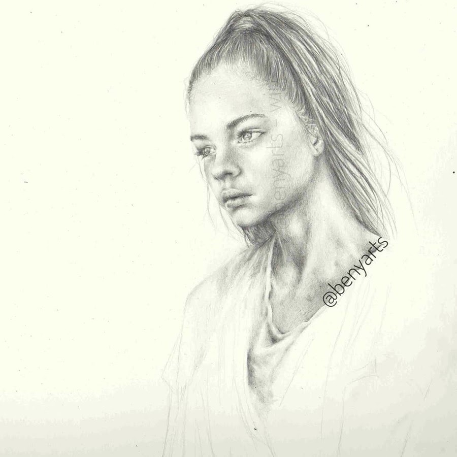 08-Disappointment-Benyarts-Drawing-Portraits-www-designstack-co