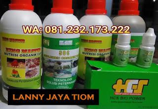 Jual SOC HCS, KINGMASTER, BIOPOWER Siap Kirim Lanny Jaya Tiom