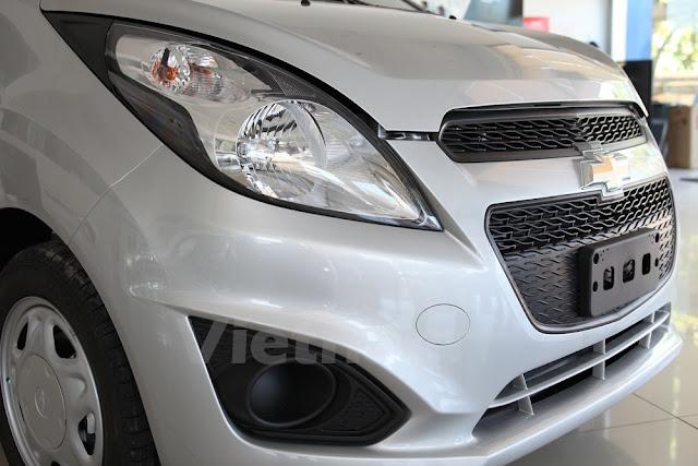 Giá xe Chevrolet Spark Duo 2018 (Đầu xe)