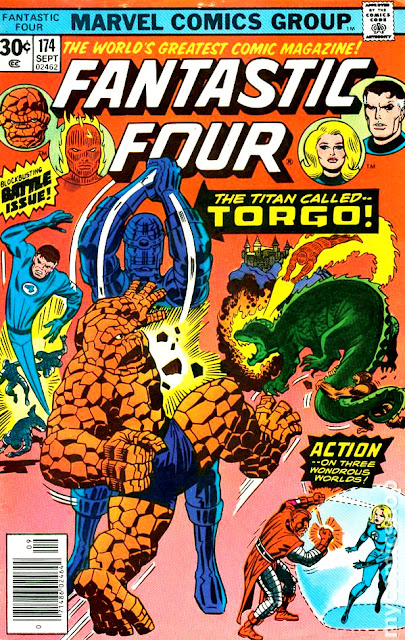Fantastic Four #174 - FF Review 11 of 99