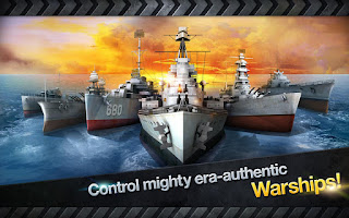Download WARSHIP BATTLE:3D World War II v1.1.4