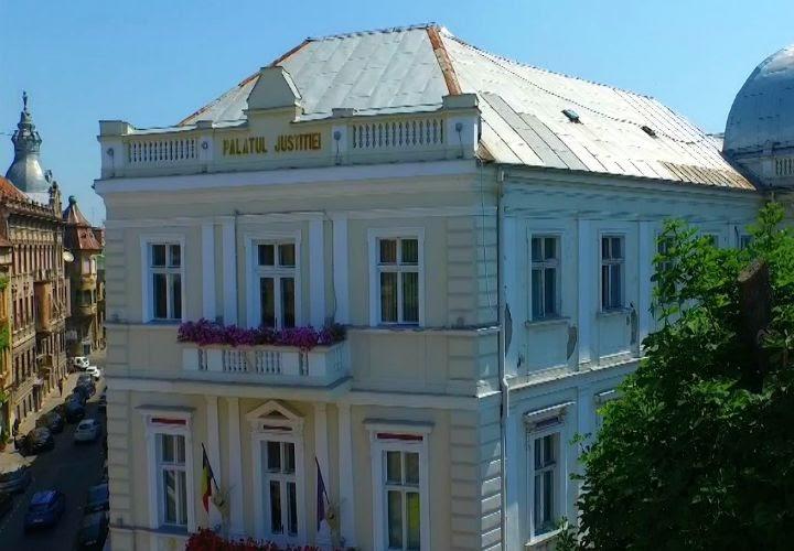 Tribunalul Arad, Palatul Justitiei