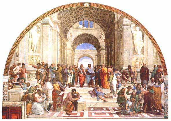 Roman Vs Greek Gov Essay