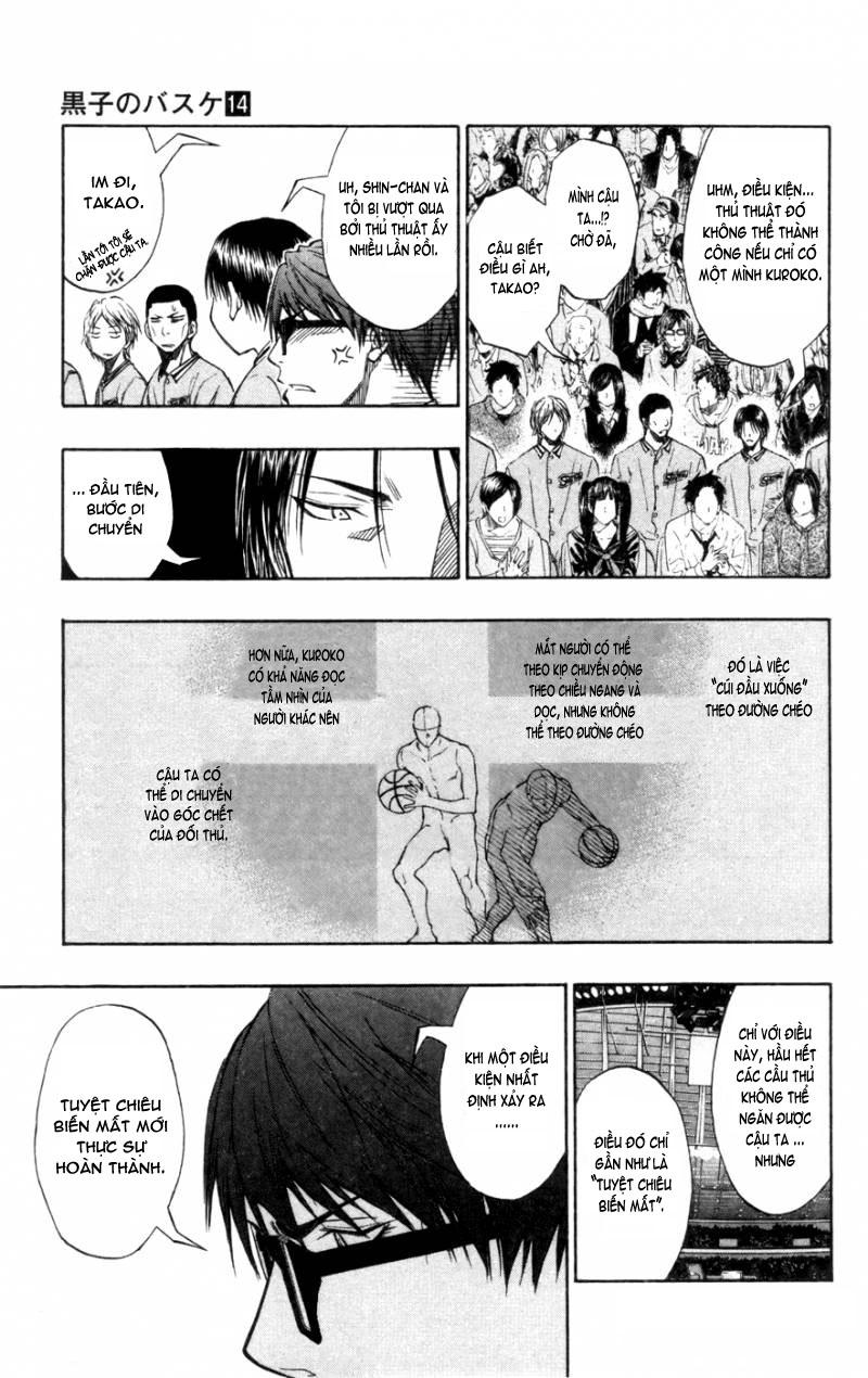 Kuroko No Basket chap 119 trang 5