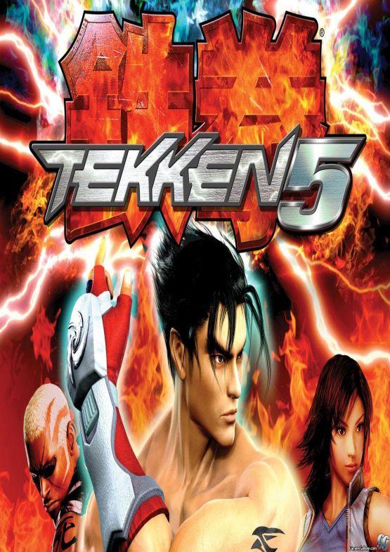 Download Tekken 5 for PC free full version