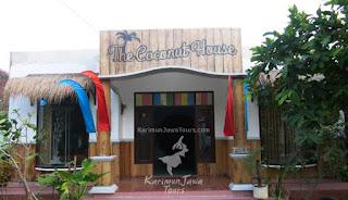the coconut house karimun jawa