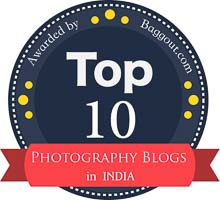 Top Photography Blog in INDIA