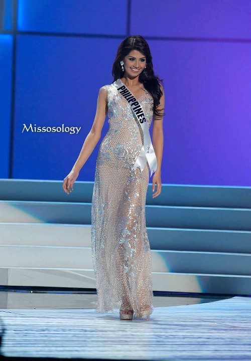 Shamcey Supsup - Miss Universe 2011 3rd runner-up ~ What's New