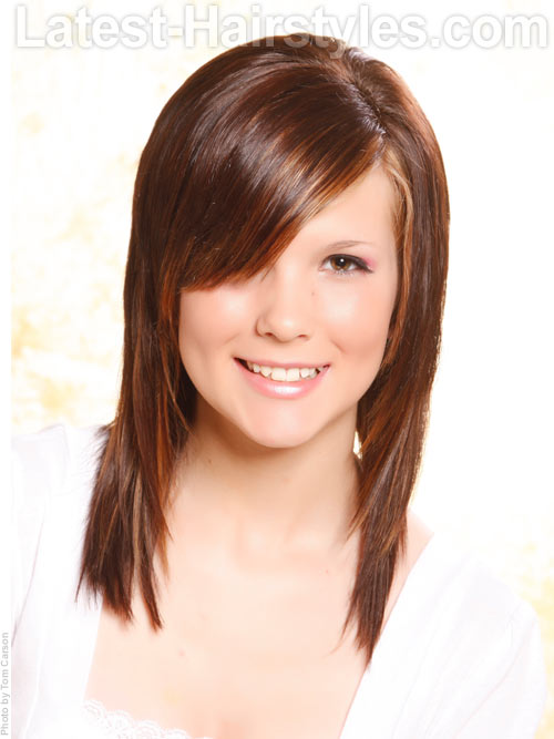 Best Long Haircuts For Girls - Jere Haircuts