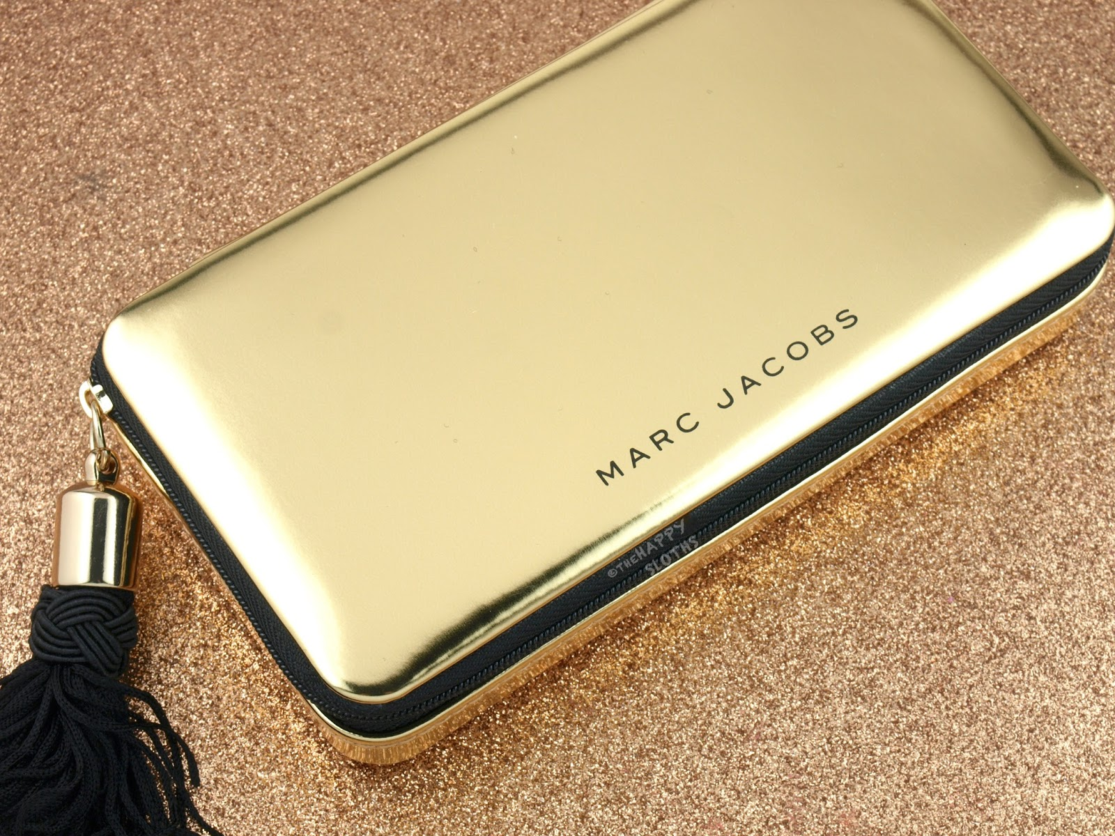 Marc Jacobs Holiday 2016 Object Of Desire Face and Eye Palette: Review and Swatches