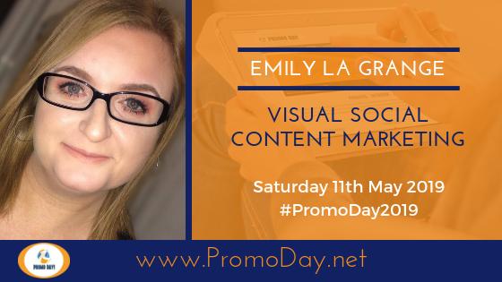 #PromoDay2019 Webinar with Emily La Grange