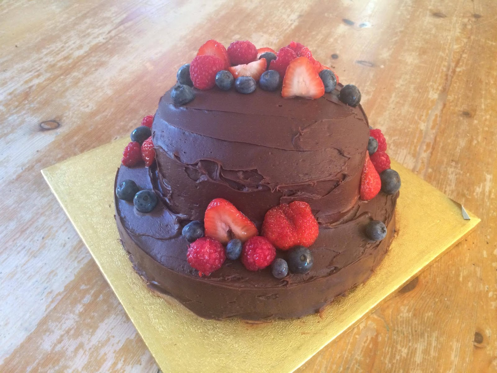 Chocolate Beetroot Cake (Vegan)