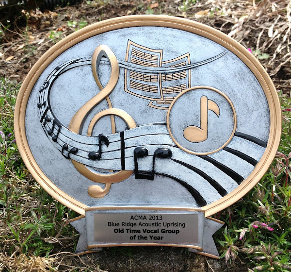 ACMA OLD TIME VOCAL GROUP OF THE YEAR