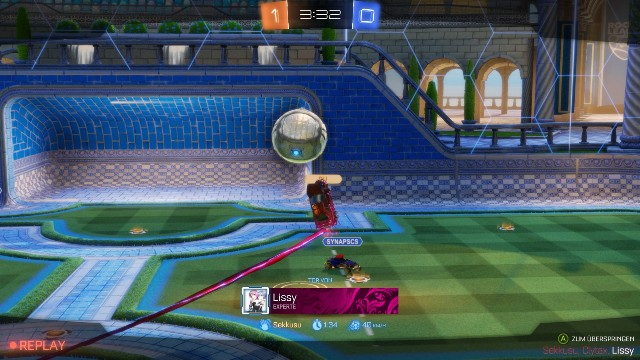 Download Rocket League PC Games Gameplay