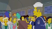 Bart se Detiene a Oler los Roosevelts