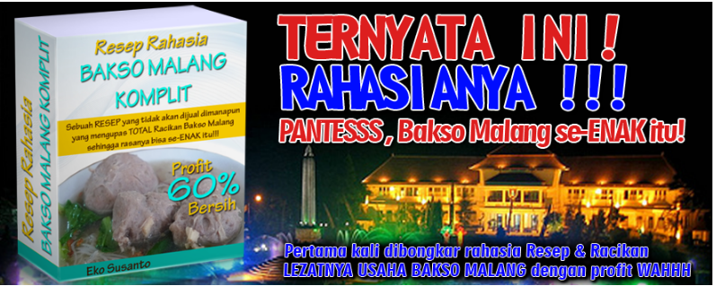 Kumpulan Gambar Banner Bakso Malang - desain banner kekinian