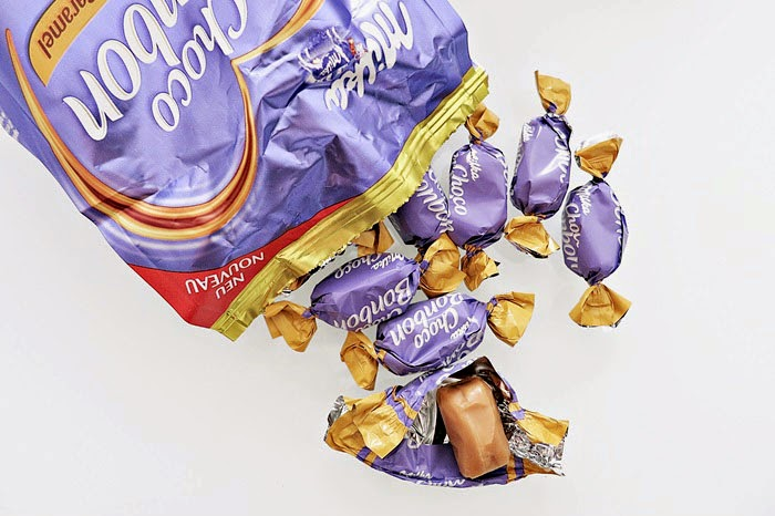 Milka News #4 :: Milka Choco Bonbon Caramel